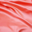 Red fabric - Stock Photo