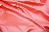 Red fabric — Stock Photo