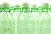 Plastic bottles — Stock Photo