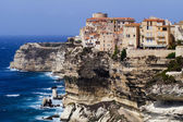Bonifacio Corsica Sardinia Italy — Stock Photo