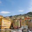 Country camogli — 图库照片