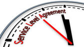 Service-level agreement — Stock Photo