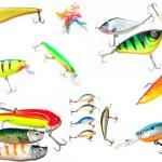 Fishing Lure (Wobbler) — Stock Photo #9693766
