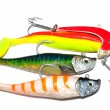 Fishing Lure (Wobbler) — Stock Photo