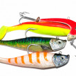 Fishing Lure (Wobbler) — Stock Photo #9693776