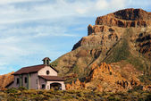 Church in Teide National Park, Tenerife. — Stock Photo