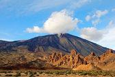Los Roques De Garcia, Teide National Park Tenerife — Stock Photo