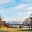 Wintry Morning English Lake District — Stock Photo #8589679