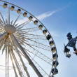 Stock Photo: Large ferris wheel
