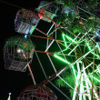 Ferris wheel at night — Stock Photo #10245274