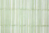 Green Wood background — Stock Photo