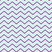 Pattern Retro Zig Zag Chevron Vector — Stock Vector