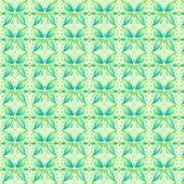Naadloze achtergrond patroon met vlinders — Stockvector
