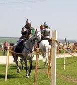 Knights tournament — Foto de Stock
