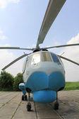 海军直升机 — 图库照片