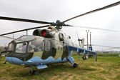 Helicóptero — Fotografia Stock
