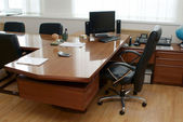 The director's office — Stock Photo