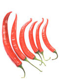 Red hot chily pepper — Stock Photo
