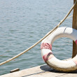 Life buoy — Stock Photo #10041459