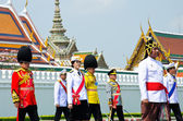 Ceremony of cremation Princess Thailand. — Stock Photo