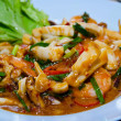 Fried squid with spicy dry — Stock Photo #10361784