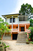 Thai style old house. — Stock Photo