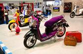 HONDA Scoopy-i Motorbike — Stock Photo