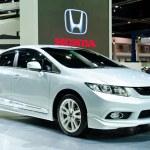 ������, ������: Honda Civic car