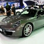 Porsche 911 Carrera S 2012 car — Stock Photo
