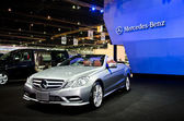 Mercedes-Benz E250 CGL car — Stock Photo