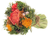 Withered bouquet — Stock Photo