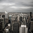 New York Skyline View — Foto Stock