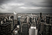 New York Skyline View — Stockfoto