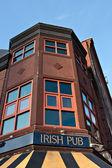 Irish Pub Sign — Stock Photo