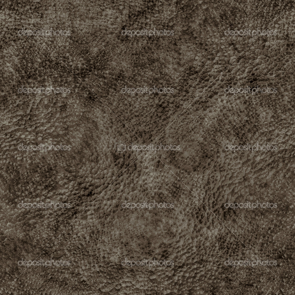 Seamless distressed brown leather textured material that works as a pattern in any direction. — Stock Photo #10427550