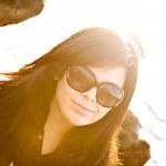 Sunny Day Girl — Stock Photo