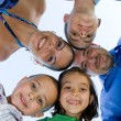 Happy Family — Stock Photo #8227323