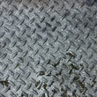 Diamond Plate Steel Texture — Stock Photo