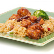 Постер, плакат: General Tsos Chicken