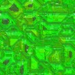Computer Circuit Board Pattern - Stock Photo