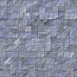 Slate Stone Wall Texture — Stock Photo
