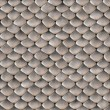 Snake Skin Scales Seamless Texture — Stock Photo