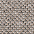 Royalty-Free Stock Photo: Snake Skin Scales Seamless Texture