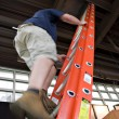 MClimbing Ladder — Stock Photo #8695567