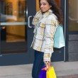 Woman Shopping — Stock Photo #8696206