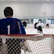 Hockey Goalie — Foto de stock #8696410