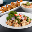 Stock Photo: Fresh Thai Food Varieties