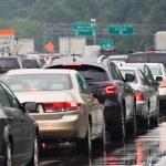 Traffic Jam — Stock Photo