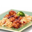 General Tsos Chicken — Stock Photo