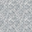 Seamless Diamond Plate Texture — Stock Photo